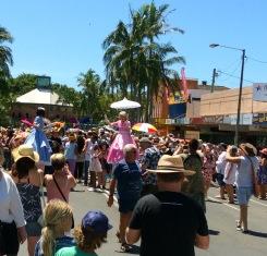 @Mullum Music Festival #MMF #street parade
